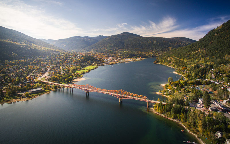 Image result for nelson bc