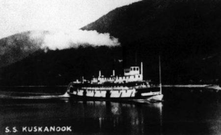 SS Kuskanook. 1906 - 1931
