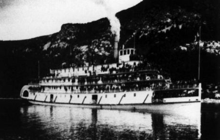 SS Nasookin. 1913 - 1947